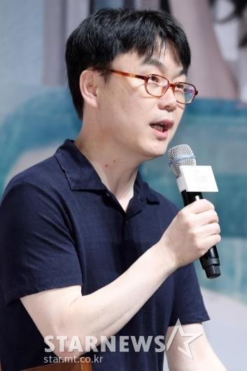 [★포토]영화 '유열의 음악앨범'의 정지우 감독