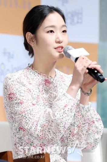 [★포토]김고은 '사랑스런 연기 기대하세요'