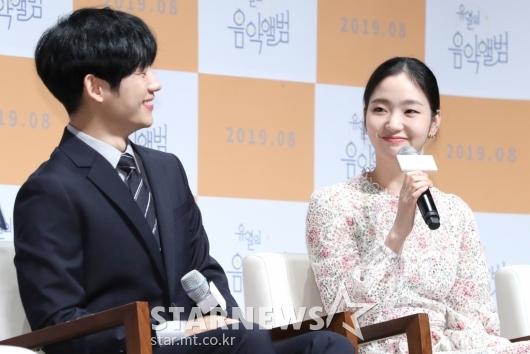 [★포토]김고은 '정해인의 매력은 미소'