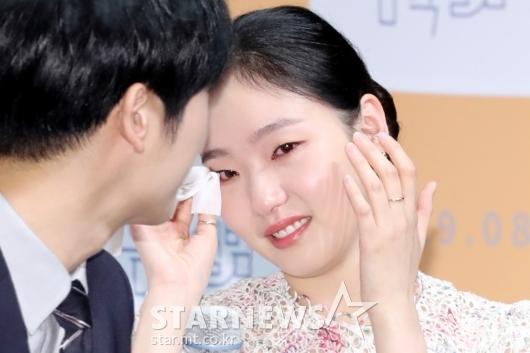 [★포토]눈물 흘리는 김고은
