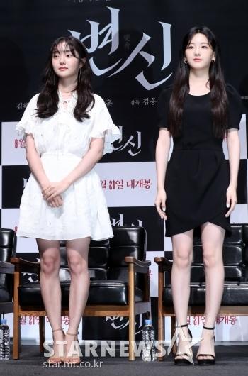 [★포토]김혜준-조이현 '앞으로가 기대되는 두 신예'