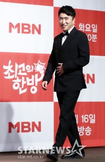 [★포토]장동민 '최고의 한방을 위해'