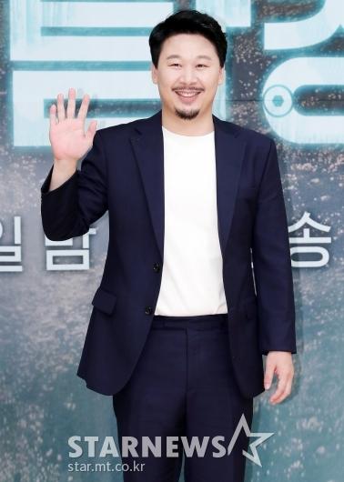 [★포토]정강희 '드라마에서 만나요!'