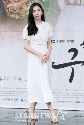 [★포토]박지현 '청순미 넘치는 화이트'