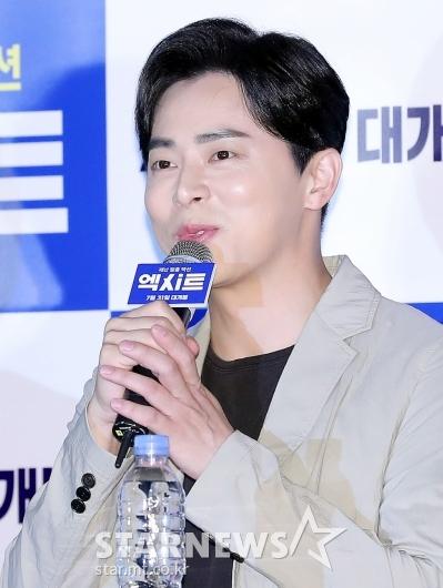 [★포토]조정석 '코디미 영화 기대하세요'