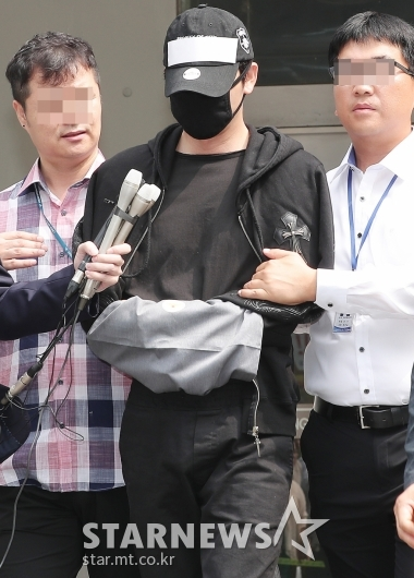 [★포토]검찰 송치되는 배우 강지환