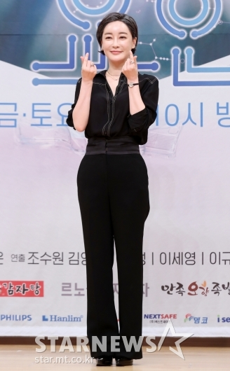 [★포토]김혜은 '포스는 시크 포즈는 큐트'