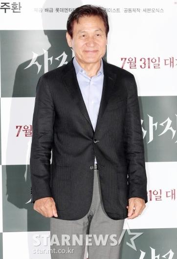 [★포토]안성기 '믿고 보는 배우'