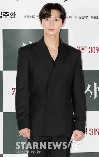 [★포토]박서준 '너무 멋진 사자'