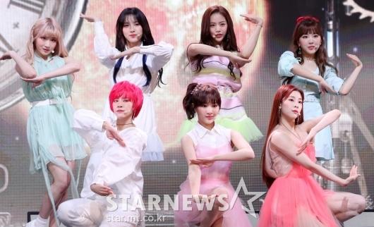 [★포토]공원소녀 '공원시리즈 완결편'