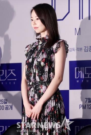 [★포토]안소희 '더 예뻐졌어요'
