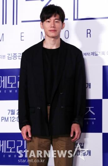 [★포토]김무열 '악인전' 이어 '메모리즈'로