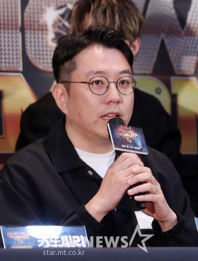 [★포토]'쇼미더머니 시즌 8'의 이영주 PD