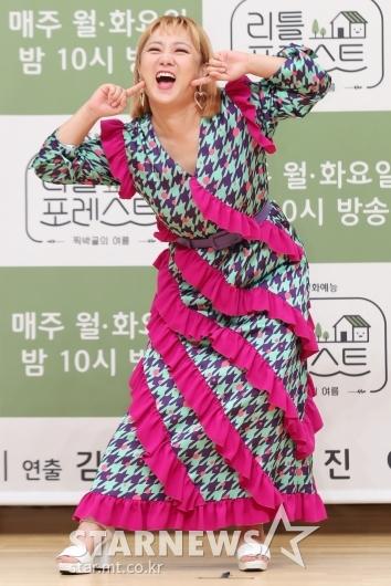 [★포토]박나래 '기대를 져버리지 않는 포즈'