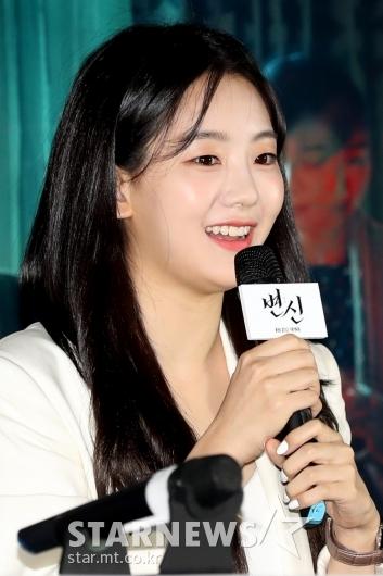 [★포토]조이현 '사춘기 둘째에요'