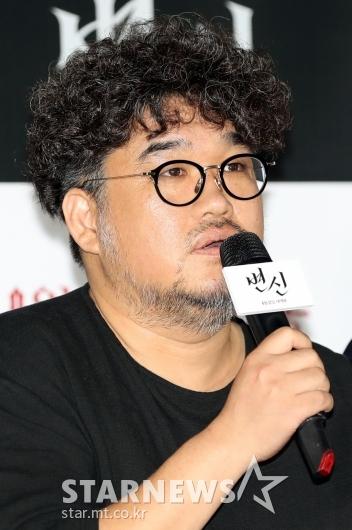 [★포토]영화 '변신'의 김홍선 감독