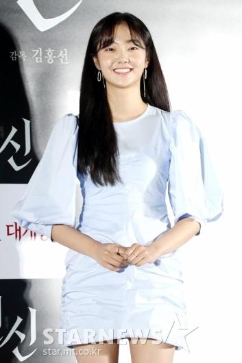 [★포토]김혜준, 해맑은 미소