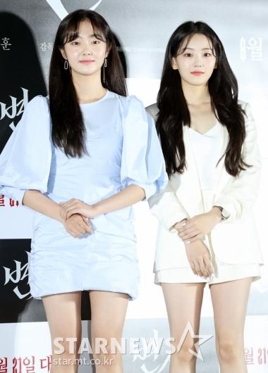 [★포토]김혜준-조이현, 친자매 같은 비주얼