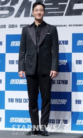 [★포토]박해수 '첫 주연 영화 양자물리학'