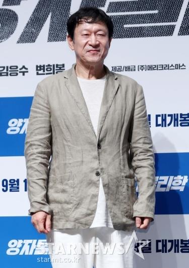 [★포토]김응수 '믿고 보는 연기'