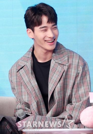 [★포토]송가람 '훈훈한 눈웃음'