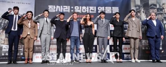 [★포토]영화 '장사리'의 든든한 주역들
