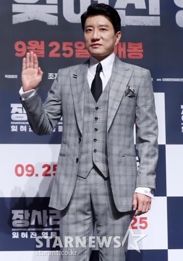 [★포토]김명민 '다시 돌아온 믿고보는 배우'