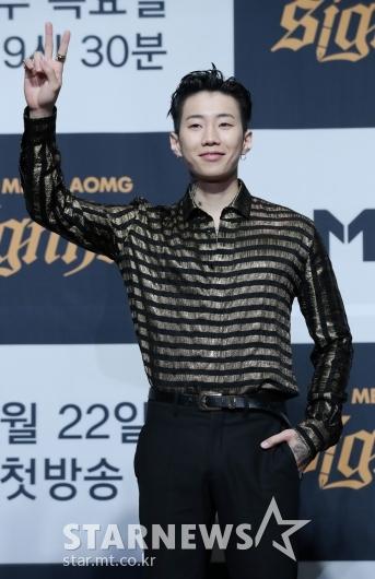 [★포토]박재범 '멋진 AOMG 수장'