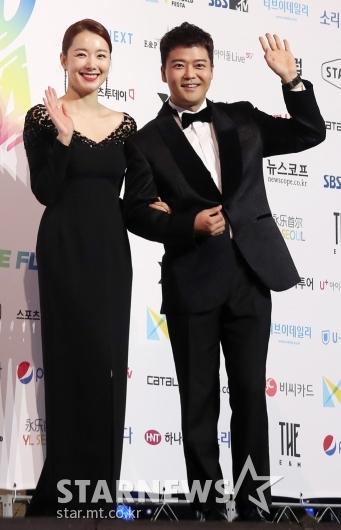 [★포토]소이현-전현무 '오늘의 진행 커플'