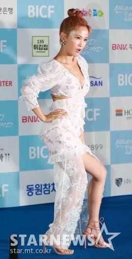 [★포토]김지민 '미녀 개그우먼 인증샷'