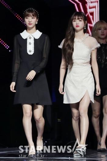 [★포토]비니-유아 '마네킹의 발걸음'