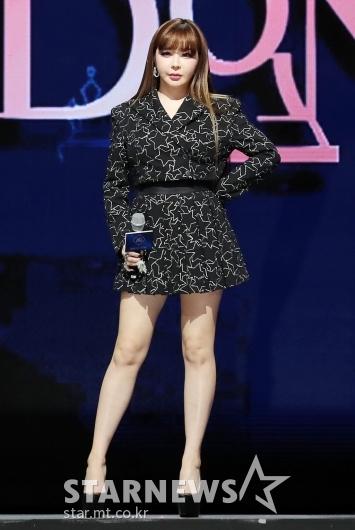 [★포토]박봄 '원조 음원 강자'