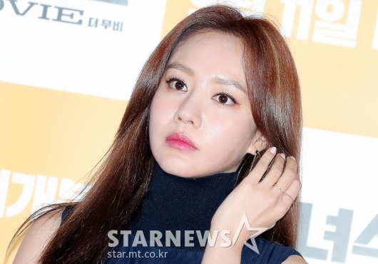 [★포토]김아중 '눈부신 미모'