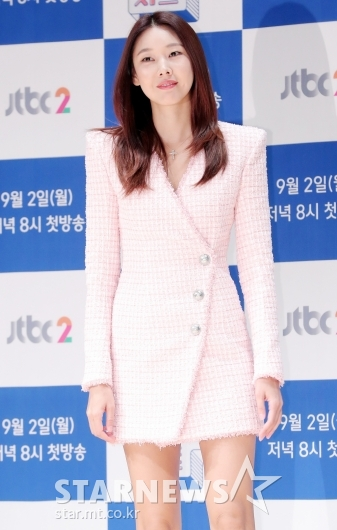 [★포토]한혜진 '점점 예뻐지는 미모'