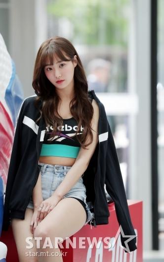 [★포토]연우 '더 예뻐진 미모'