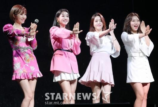 [★포토]하유비 응원나선 두리-박성연-김희진