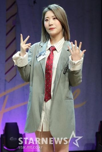 [★포토]우지윤 '25살 됐어요'