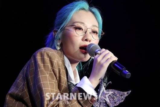 [★포토]안지영 '매력적인 보이스'