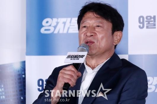 [★포토]김응수 '카리스마 넘치는 악역'