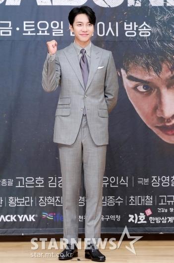 [★포토]이승기 '훈남의 파이팅!'