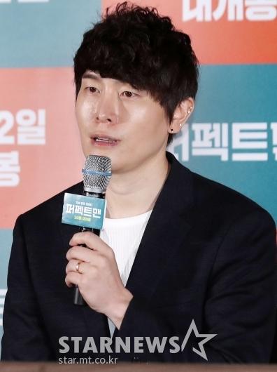 [★포토]영화 '퍼펙트맨'의 용수 감독