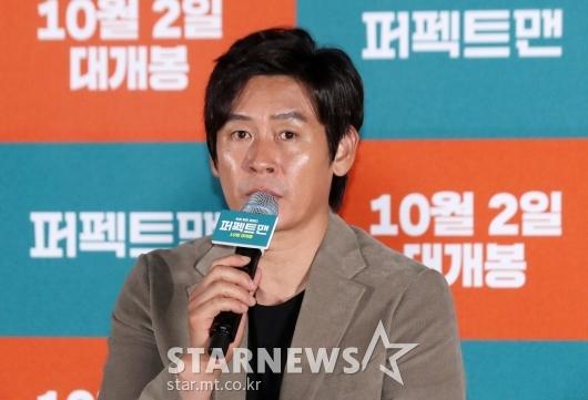 [★포토]설경구 '조진웅과 우정 담긴 호흡'