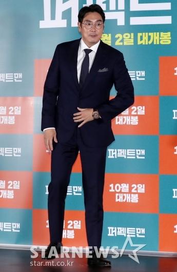 [★포토]조진웅 '다이어터보다 대단한 유지어터'