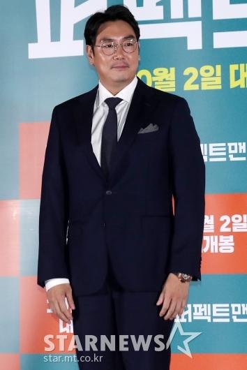 [★포토]조진웅 '연기 변신 기대하세요'