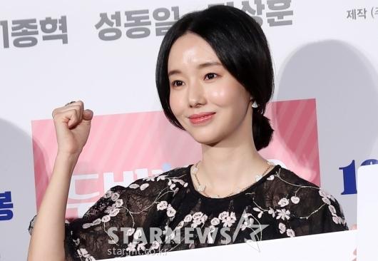 [★포토]이정현 '결혼 후에도 방부제 미모 여전해'