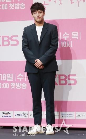 [★포토]강하늘 '군 제대 후 첫 드라마 복귀'