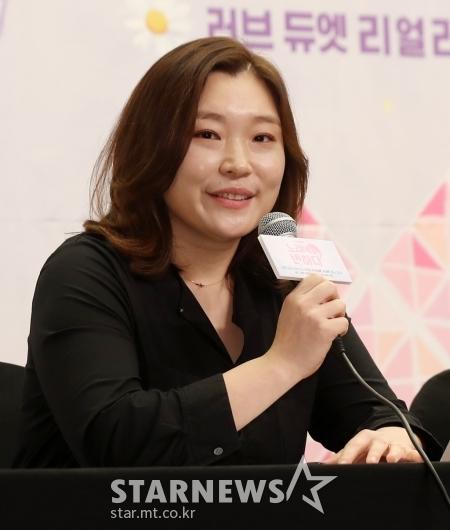 [★포토]'노래에 반하다' 박주미 PD