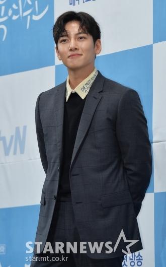 [★포토]지창욱 '잘생긴 냉동인간'