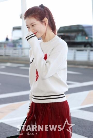 [★포토]수지 '수줍은 가을여신'
