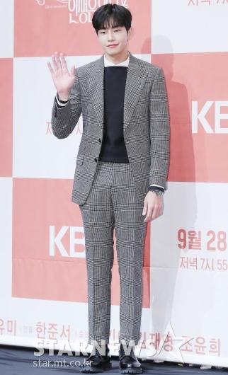 [★포토]김재영 '가을 패션'